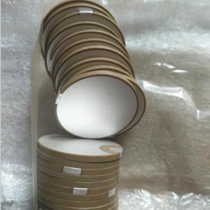 China Atomization Sensor Piezo Ceramic Element For Ultrasond Vibration Equipment wholesale