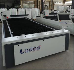 China High Speed Running Fiber Laser CNC Machine , Fiber Laser Cutting Equipment Anti Shocking on sale