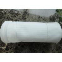 China Anti Static Polyester Filter Fabric Roll , Non-Toxic Needle Filter Fabric Air / Dust Filtration wholesale