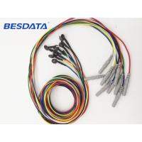 China 1.5 m Length Invasive EEG Monitoring Electrodes For Brain Wave Electric Activity wholesale