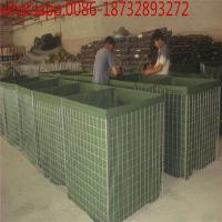 China Hesco Bastion Barrier Sand Wall Military Hesco Flood Barriers  For Sale/hesco barriers price list/hesco concertainer on sale