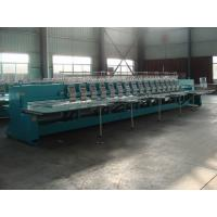 China High Speed Computerized Embroidery Machine With 16 Heads 12 Needles on sale