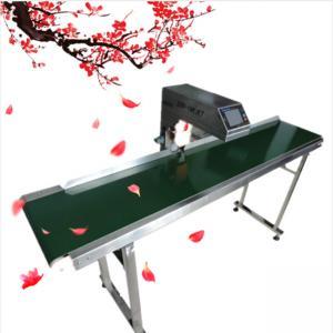 China High Speed Eggs Code Printing Machine / Egg Date Stamp Machine wholesale