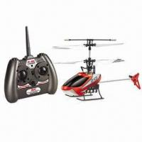 China 2.4GHz Full RC Helicopter with 4 Channels and able to Move in 6 Directions wholesale
