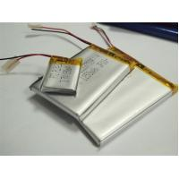 China 503048 3.7v 750mah Lithium Polymer Battery for Remote Control toy wholesale