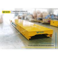 Buy cheap heavy load material handling cable powered transfer cars transportation from wholesalers