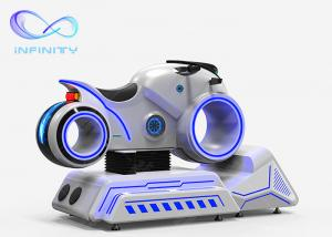 China New Generation 9D Vr Motorcycle Racing Simulator Gaming Machine For Sale wholesale