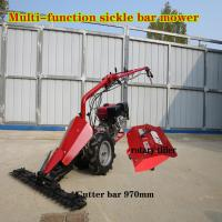 China Hand Push Self-propelled Gasoline Lawn Mower wholesale