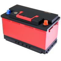 China LiFePO4 Charged Lithium Iron Phosphate Battery for Solar Car Audio RV Marine Off Grid Multi Function wholesale