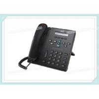 China Cisco Network Unified Voip IP Phone 6900 Series CP-6921-CL-K9 Cisco UC Phone 6921 wholesale