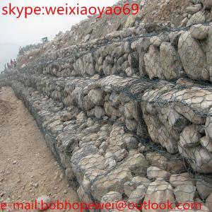 China welded wire mesh gabion box/gabion basket /pvc coated reno mattress / gabion and gabion mattress from factory wholesale