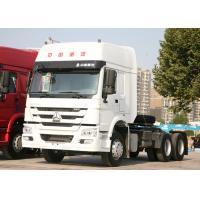 China 10 Wheels Sinotruk Prime Mover Truck 336HP Double Axles 102km/h Max Speed wholesale