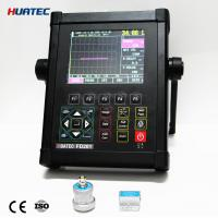 China Bnc Port Portable Ultrasonic Flaw Detector 240 × 180 × 50mm With Aws Function wholesale