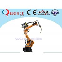 China 6 Axis Industrial Robotics Automation , Arc Welding Robot 6kg Wrist Payload wholesale