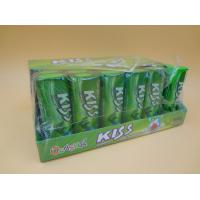 China Portable Pocket Compressed Candy Kiss Mint Flavored With Low Fat Sugarless wholesale
