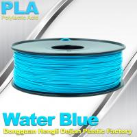 China Good Elasticity  PLA 1.75mm Filament For 3D Printer Consumables Material wholesale