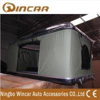 China Shake handle Roof Top Tent / roof top campers Suv hard shell for truck pop up tent wholesale
