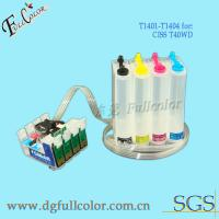 China Ciss Continuous ink supply system compatible for 4 color Epson T40WD printer wholesale