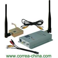 China 1.2GHz and 1.3GHz 800mW wireless transmitter receiver for long range audio and video transmission wholesale