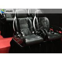 China Mini Home 5D Cinema Equipment 5D Simulator System with Pneumatic / Electric System wholesale