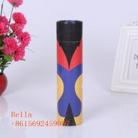 Quality Cylinder Shaped Cardboard Packing Boxes Convenient For Industrial Customized Color for sale