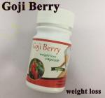 China Goji Berry Extract Weight  Loss Capsule Slimming Botanical Fat Burning  Natural Herbal  Pills wholesale