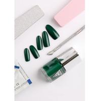 China Breathable Colored Nail Manicure Brush , Non Toxic Gel Nail Pens Eco - Friendly wholesale