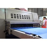 China Flatbread Line Dough Sheeter Machine Easy Clean With 800mm Width Working Table wholesale