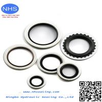 China Metric BSP Self Centering Thread Seals Bonded Seals Dowty Seal wholesale