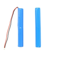 China 3.7V 5200mAh Liion Battery Pack Within 1C Rate High Amp 18650 wholesale