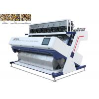 China High Speed Corn Sorting Machine , High Definition Image Pulses Sorting Machine wholesale