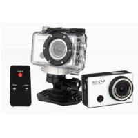 China Mini Wearable Wifi 1080P Action Camera Remote Control Helmet Extreme Sports Video Cameras wholesale