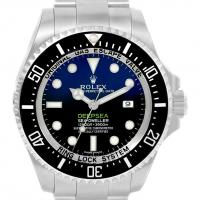 China Rolex Seadweller Deepsea D-Blue Dial Cameron Mens Watch 116660,Replica Rolex Watches For Sale wholesale