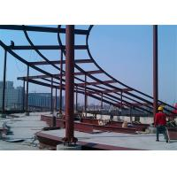 China Anti Corrosion Cracking Architectural Structural Steel For Workshop / Warehouse wholesale