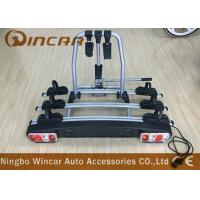 China Towbar Towball Hitch Ball Mount 3 Bicycle Rear Bike Carrier Rack wholesale