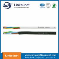 China H05W - F 3G , 2.5mm2 BK Wire And Cable BS Standard Helukable Bare Copper Conductor wholesale