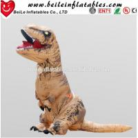 China Hot sale excellent quality low price costumes walking inflatable costume dinosaur moving cartoon wholesale