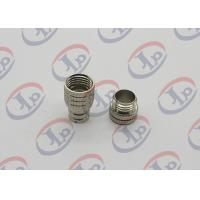 China Aviation Custom OEM CNC Machining Parts Nickel Plated Combination Copper Nuts wholesale