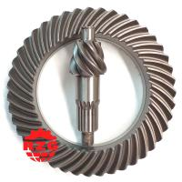 China Auto Spiral Bevel Gear Differential for HINO small Transmission Rear Axle wholesale