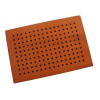 China Decorative Material Wooden Sound Absorbing Board Studio Room Perforated Acoustic Panel on sale
