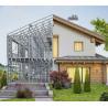 Buy cheap Residential EN 1090-2-2018 Steel Frame House Kits , Q235B Modular Steel Kit from wholesalers