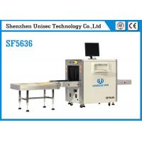 Buy cheap Security Baggage Scanner Upward Orientation Airport Baggage Scanner SF5636 from wholesalers