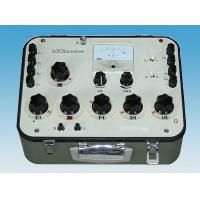 China DC Low Value Resistance Measuring Instrument Resistance Bridge Circuit Two Armed 0.05% Accuracy Class wholesale