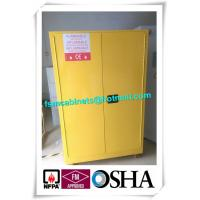 China Industry Type Safety Storage Cabinets For Flammable Liquid OSHA 29 CFR1910.106 wholesale
