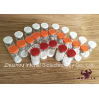 China Build Muscle Protein Peptide Hormones HGH Fragment 176-191 Lyophilized Powder with GMP wholesale