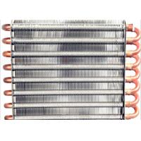 China Defrost Heater Refrigerator Finned Evaporator Continuous Tube And Canted Design wholesale