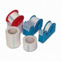 China Medical Tapes, Available in Different Materials wholesale