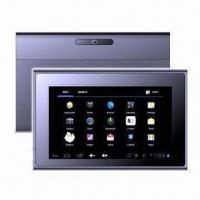 "China 7"" Tablet PC, Android 4.0 OS, Built-in 3G, BT, FM Radio, ISDB-T/DVB-T and FCC/CE/RoHS Certified wholesale"
