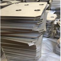 China CNC Laser cutting hot rolled plate perforated stainless steel sheet metal work with mirror or hairline finish wholesale