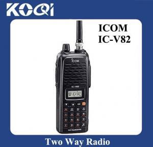 China Ham Radio Transceiver IC-V82 Digital Marine Radio wholesale